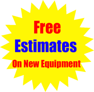 free estimates on new air conditioners